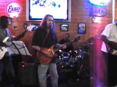 """Rockin' in the Free World"" Cover by Rasputin @ Bubba Annie's 8 June 2013"