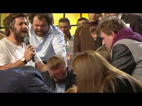 """Молитва за пастора церкви """"Новое Поколение"""" ЛЕДЯЕВА АЛЕКСЕЯ. (Бен Фицджеральд)"""