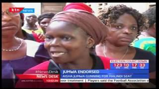 Aisha Jumwa endorsed by Giriama women to run for Malindi MP under ODM ticket