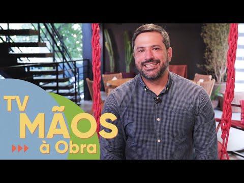 TV MÃOS À OBRA - SAIBA PORQUE O METALON É O QUERIDINHO DOS ARQUITETOS - Exibido: 29/05/2021