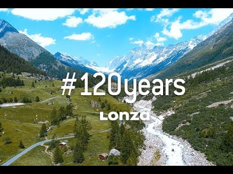 120 Years of Lonza. Our Story by Our People.