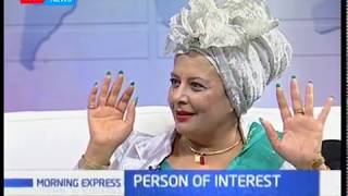 Former Presidential Candidate Nazlin Umar speaks | Morning Express Person of Interest