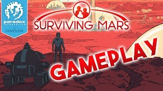 Surviving Mars Youtube Video