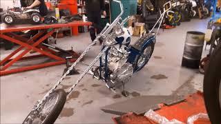 1967 Harley XL Chop