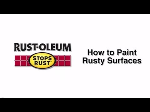 Rust Oleum Stops Rust Rusty Metal Primer Spray