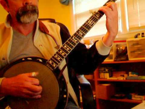 Ashokan Farewell (simple banjo lead and backup)