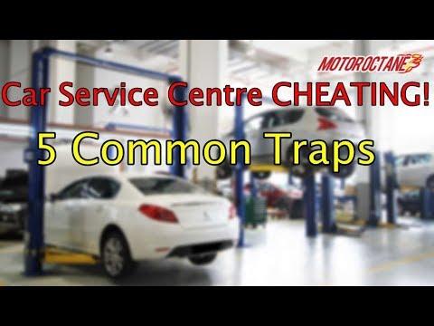 Motoroctane Youtube Video - How Car Service Centres Fool You? in Hindi | MotorOctane