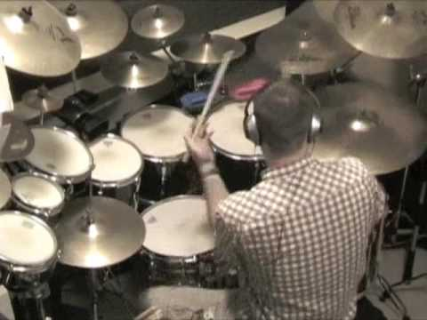 Anthony Eaton Plays Drums! The Police - Hole In My Life (Live! disc 1) - Drum Cover