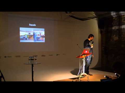 Monki Gras 2015 – Niklas Gustavsson: Spotify Developer Culture