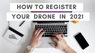 How to Register Your Drone 2020 (FAA Registration Tutorial)
