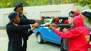 Arresting Costa Titch (Episode 7 - Agent R & B) | Robot Boii, Lethulight, Kat Mosh