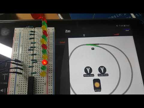 Test z21 Arduino - смотреть онлайн на Hah Life