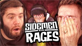 SIDEMEN BIGGEST RAGE MOMENTS!