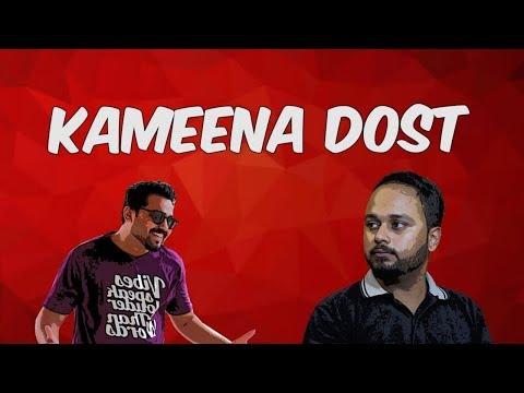Kameena Dost | Comedy Skit | Maskharay