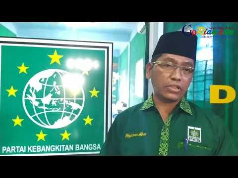 Resmi Ditetapkan Sebagai Bupati dan Wabup Terpilih, Pengurus DPC PKB Kepulauan Meranti Sampaikan Ucapan Selamat kepada Adil-Asmar