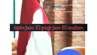 preview picture of video 'Owners jilbab termurah palu'