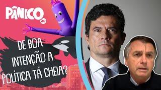 Bolsonaro: Moro trouxe toda a 'República de Curitiba' para o ministério