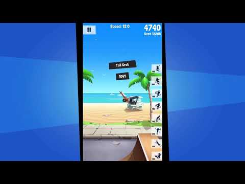 Vidéo Flip Skater