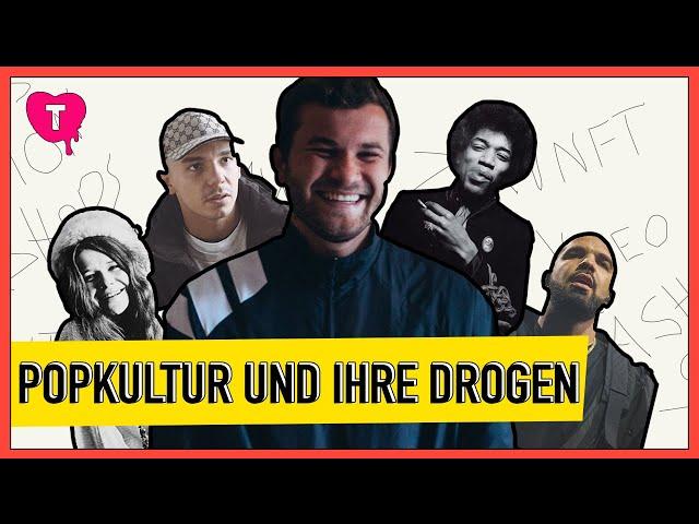 Vorschaubild zur Session 'Von Kokain bis Tilidin: Popkultur und ihre Drogen'