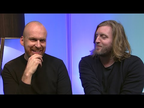 Matt Haig and Andy Burrows recount their awkward celebrity encounters with Paul McCartney and Bill Gates. (April 8)