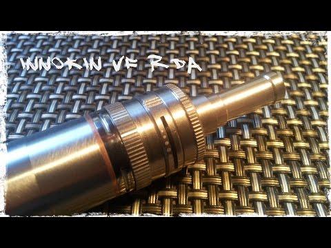 Обслуживаемый атомайзер для дрипа - Innokin iTaste VF - видео 1