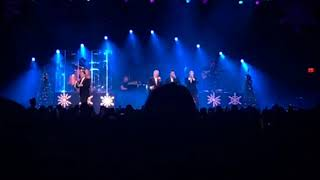 98 Degrees Let It Snow at Christmas Tour