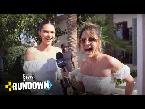 Kendall Jenner Shuts Down Internet Rumor | The Rundown | E! News