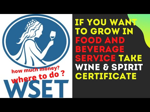 wine and spirit certificate course || how to do || where to do || Fees || Value || all details .