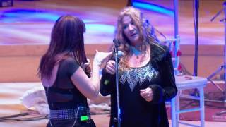 Fabiana Cantilo: Fue amor | La Ballena Azul