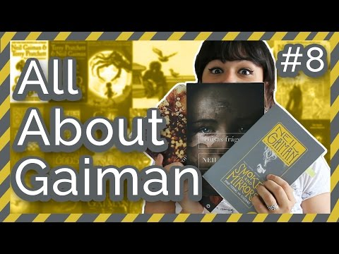 Fumaça & Espelhos + Coisas Frágeis {All About Gaiman #8} | All About That Book |