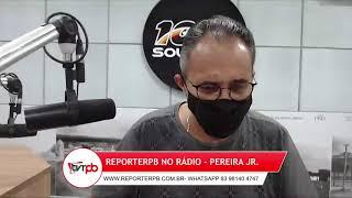 Programa reporterpb no Rádio do dia 15 de abril de 2021