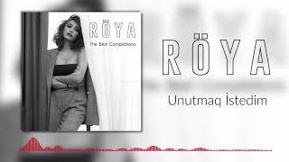 Röya - Unutmaq İstedim