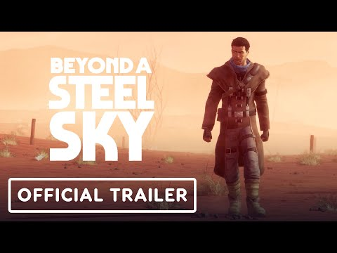 Trailer de Beyond a Steel Sky