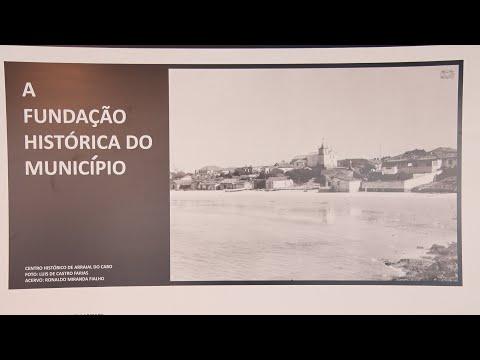 Museu é reinaugurado e recorda a história de Arraial do Cabo