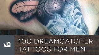 100 Dreamcatcher Tattoos For Men