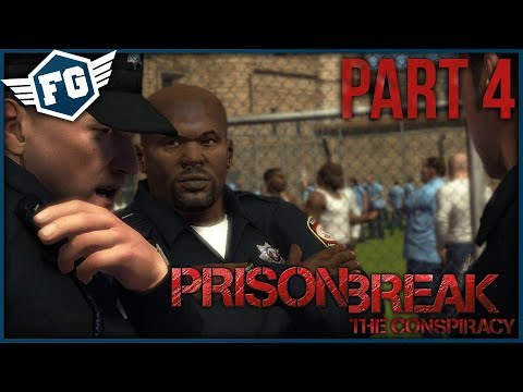 Útěk Z Vězení: Spiknutí #4 - Vězeňské UFC