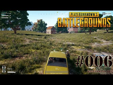 Der Weg in den finalen Kreis ★ #6 ★ We Play Playerunknown's Battlegrounds [HD|60FPS]