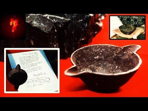 Compilatie van 300+ miljoen jaar oude artefacten