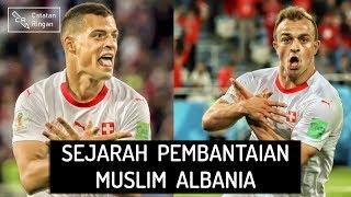 Dibalik Selebrasi Gol Shaqiri & Xhaka
