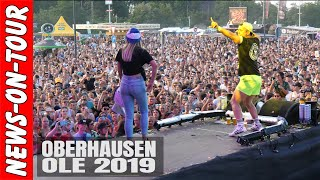 Beate Die Harte! (4k) Oberhausen Ole 2019 #MeinOle