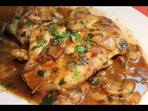 Recipe Of The Day Tylers 5 Star Chicken Marsala Food Network