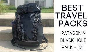 Patagonia Black Hole Pack Review - 32L All Purpose Travel Backpack