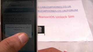 Unlock Your iPhone 5/ 5C / 5S To All Networks With cables4phones.com to Use Asda Mobile Sim