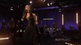 Alicia Keys   No One LIVE @ AOL Sessions