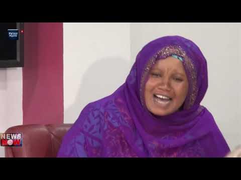 DSS parades alleged impersonator of Aisha Buhari