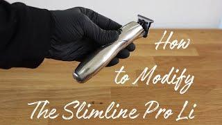 How To Modify / Skeleton The Andis Slimline Pro Li