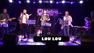 Video Tall and Lanky, Lou Lou band,   Metro Music Bar Brno