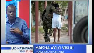 Mapenzi ya vyuo vikuu ambayo husababisha mizozo na ata wengine kujitia kitanzi