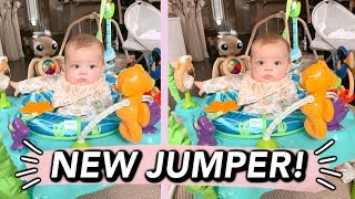 BEST BABY JUMPER! | LIFE OF MADDY VLOGS