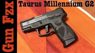 Taurus Millennium G2 9mm Review